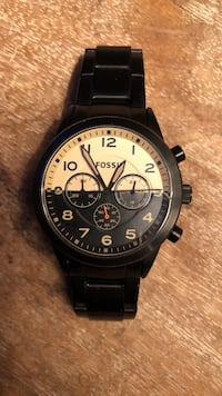 Black yellow link watch Poolesville, 20837