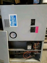 electric boiler for radiant heating