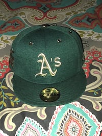 7 3/8 Oakland A's fitted new 2017 ASG edition Rochester, 14621