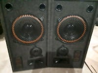 Stereo speakers in mint conditon/ never used Kirkfield, K0M 2B0