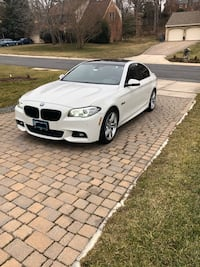 2014 BMW 5 Series 550i xDrive Sedan Potomac