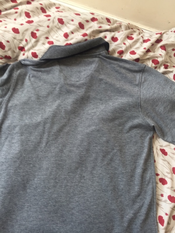 8ee6bdc7b Used heather grey Boss Hugo polo shirt for sale in Brierley Hill - letgo