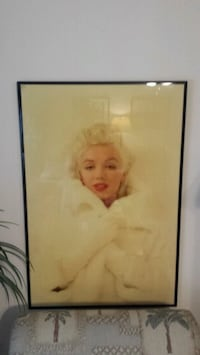 Huge Marilyn Monroe Picture  Owings, 20736