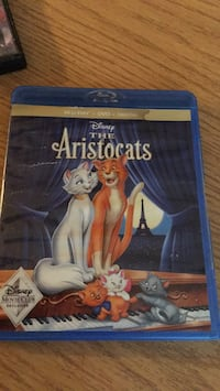 Aristocats only blueray disc Fort Worth, 76140