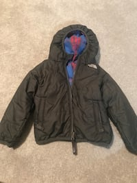 The North Face jacket reversible size 3T Swansea, 02777