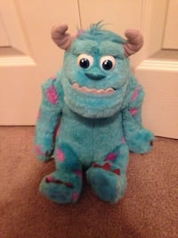 blue and purple bear plush toy San Antonio, 78228