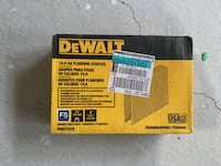 Dewalt Flooring Staples DWCS1516. Bradford West Gwillimbury