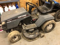 Black craftsman ride-on mower Mount Airy, 21771