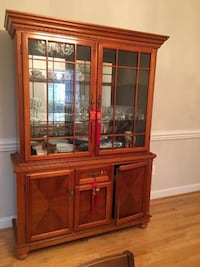 Free glassware and China Dining room Cabinet  Germantown, 20874