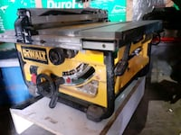 **Dewalt Table Saw** DWE7480 Toronto, M6N 2L4