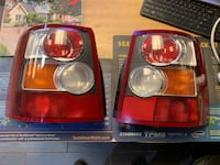 2008 Land Rover Range Rover Tail Lights. Arlington, 22202