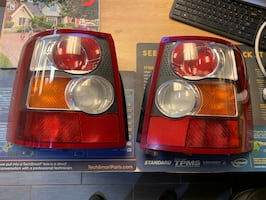 2008 Land Rover Range Rover Tail Lights.