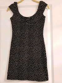 Summer Sexy Round Neck Polka Dot Bodycon Dress Markham, L6G 0C8