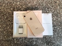 iPhone 8 64gb- Gold *Mint Condition*
