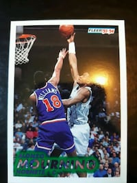 Alonzo Mourning Card Colo, 50056