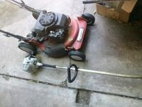 Self propelled snapper and echo weed eater  Ogden, 84404