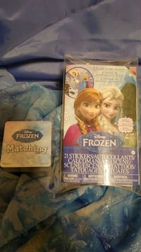 Frozen memory game Essex, 21221