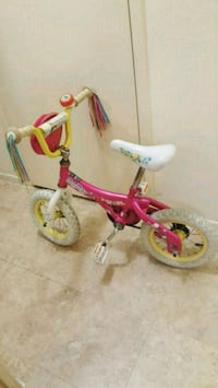 Dora girls 12 inch bike - with Bike helmet Toronto, M3C 1B3