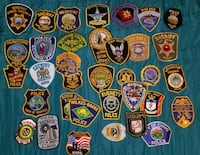 Police/Sheriff Patches  Las Vegas, 89102