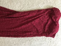 new never worn Long red lace dress Saskatoon, S7T