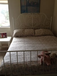 Bed for sale! Everything included Gaithersburg, 20879