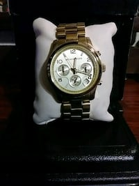 Michael Kors gold men's watch Seattle, 98188