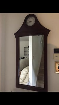 Mirror Clock Annandale, 22003