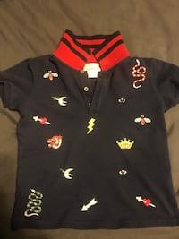 Gucci Toodler Shirt 2T-3T Washington, 20020