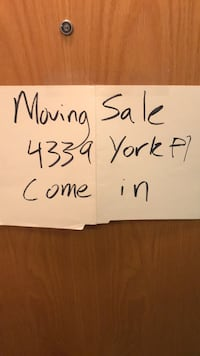 Moving Sale: Everything must go. All less than 3 years old and cheap   Iowa City, 52240