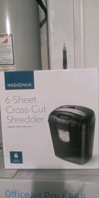6-Sheet Paper Shredder North Las Vegas, 89031