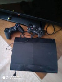 PS3 Super slim +16 oyun çift kol
