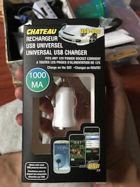 Car charger.