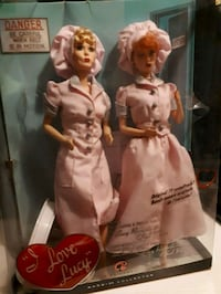"""I love Lucy"" caracters Mississauga, L4Z"