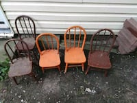 Small antique chairs Sioux City, 51103