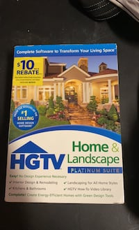 HGTV Home and Landscape - Home design software