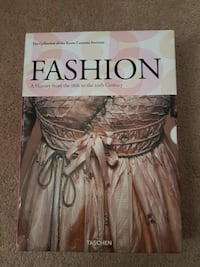 Fashion: A history from the 18th to the 20th  Ontario, L9N 1E1