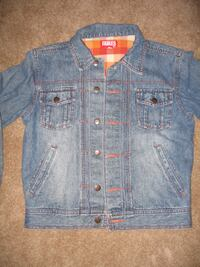FABLES JEAN JACKET