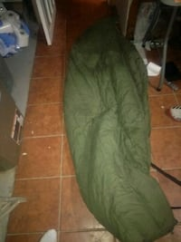 Extremely cold weather sleeping bag had for a few