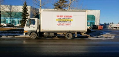 CHEAP JUNK or GARBAGE REMOVAL starting @ $39.99