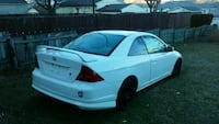 white Ford Mustang GT coupe Coplay, 18037