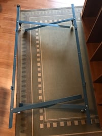Metal bed frame-twin, full or queen Haymarket, 20169