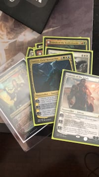Magic The Gathering Mythic Rares and Regular rares Cambridge, N3C 0B8