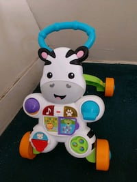 Fisher-Price Zebra learning walker Nanticoke, 18634
