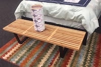 Wooden Bench (NEW)