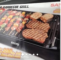 Sanyo Sanyo HPS-SG3 Barbecue Electric Grill New / Cookware  Huntington Park, 90255