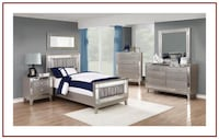 ****BLOW OUT SALE**** $39 DOWN GETS YOU A YOUTH BEDROOM SET TODAY!!!! Richardson