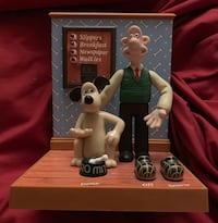 Wallace and Gromit Clock