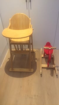 Baby Highchair and Ikea Toy for Sale London, SW6 3RQ