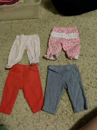 toddler's assorted pants Tempe, 85282