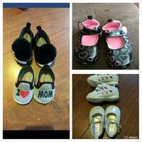 Baby girl shoes Painesville, 44077